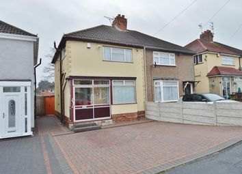Thumbnail 3 bedroom semi-detached house for sale in Ringwood Road, Bushbury, Wolverhampton