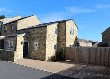 Thumbnail 2 bed detached house for sale in Hob Cote Close, Oakworth, West Yorkshire