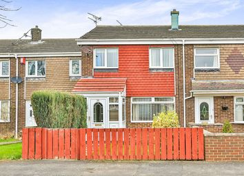 Thumbnail 3 bed terraced house for sale in Needham Place, Cramlington