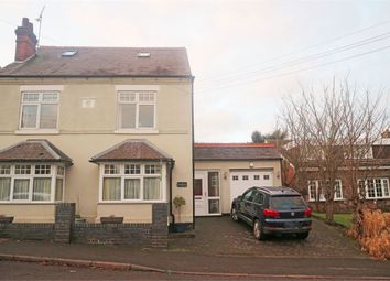 Thumbnail 4 bed detached house for sale in Hough Hill, Swannington, Coalville, Leicestershire