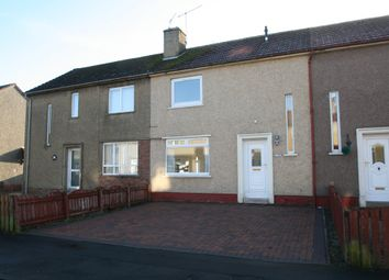 Thumbnail 2 bed terraced house for sale in Shaw Avenue, Armadale, Bathgate