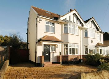 Thumbnail 5 bed semi-detached house for sale in Herne Road, Surbiton