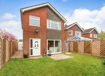 Thumbnail 3 bedroom detached house for sale in Jannys Close, Aylsham, Norwich
