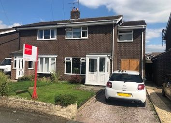 Thumbnail 3 bed semi-detached house for sale in Sandbach Road, Rode Heath, Cheshire