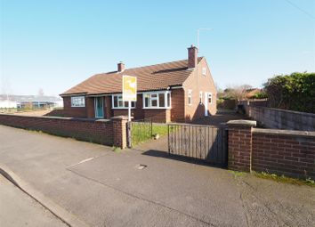 Thumbnail 3 bed detached bungalow for sale in School Lane, Claypole, Newark