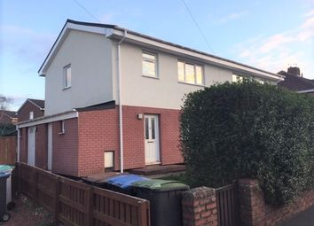 Thumbnail 3 bed semi-detached house for sale in Rosedale Avenue, Blackhill, Consett