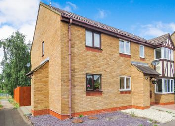 Thumbnail 2 bed end terrace house for sale in Bunyan Road, Biggleswade