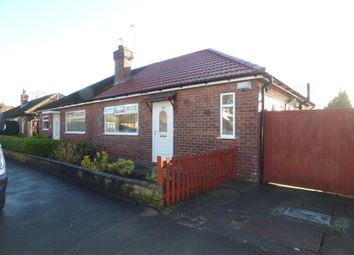 Thumbnail 2 bedroom bungalow for sale in Gladstone Street, Stockport