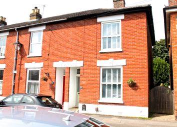 Thumbnail 3 bed end terrace house for sale in Lymbourn Road, Havant
