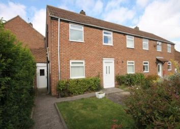 Thumbnail 3 bed semi-detached house to rent in Taylor Avenue, Bearpark, Durham