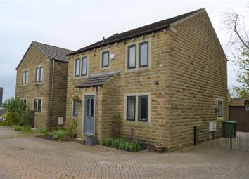Thumbnail 4 bedroom detached house for sale in Steeple View, Golcar, Huddersfield