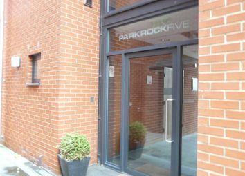Thumbnail 2 bed flat to rent in Park Rock, Castle Boulevard, Nottingham