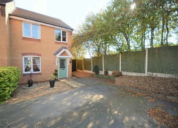 Thumbnail 3 bed semi-detached house for sale in 81 Bracken Road, Mansfield