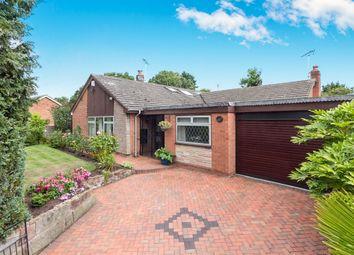 Thumbnail 4 bed detached bungalow for sale in Heath Lane, Childer Thornton, Ellesmere Port