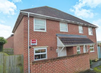 Thumbnail 3 bed semi-detached house for sale in Sassoon Close, Salisbury