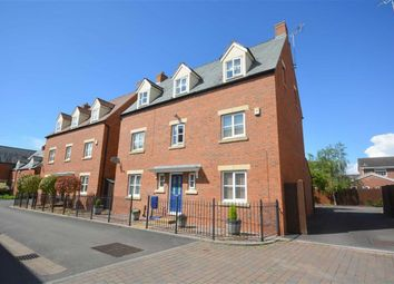 Thumbnail 5 bed detached house for sale in The Plantation, Hardwicke, Gloucester