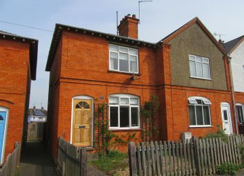 Thumbnail 2 bed end terrace house for sale in Trafford Road, Rushden
