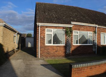 Thumbnail 2 bed semi-detached house for sale in Eastfield Road, Messingham, Scunthorpe