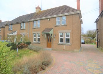 Thumbnail 3 bed semi-detached house for sale in Manor Terrace, Writhlington, Radstock