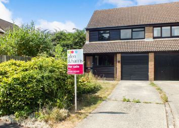 Thumbnail 3 bedroom semi-detached house for sale in St. James, Wantage