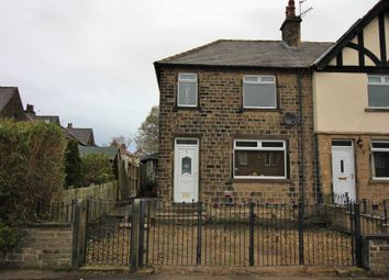 Thumbnail 3 bedroom end terrace house for sale in Hawes Avenue, Huddersfield