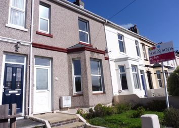 Thumbnail 3 bedroom property to rent in Old Laira Road, Laira, Plymouth