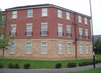 Thumbnail 2 bed flat to rent in Brander Close, Woodfield Plantation, Doncaster