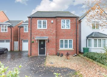 Thumbnail 5 bed detached house for sale in Damson Lane, Solihull