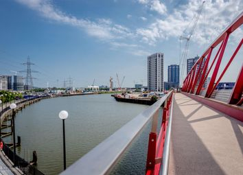 Thumbnail 1 bedroom flat for sale in Bridgewater House, London City Island, Canning Town, London