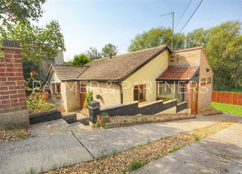 Thumbnail 3 bed detached bungalow for sale in Bures Road, Great Cornard, Sudbury