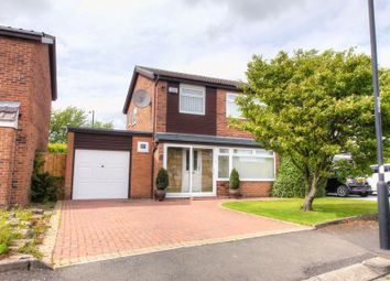 3 bed detached house for sale in Jedburgh Close, Newcastle Upon Tyne NE5