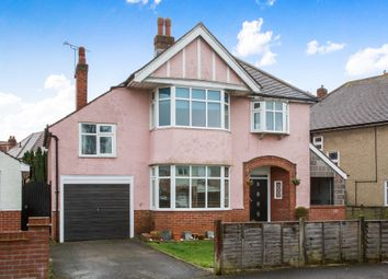 Thumbnail 4 bedroom detached house for sale in Radway Road, Upper Shirley, Southampton