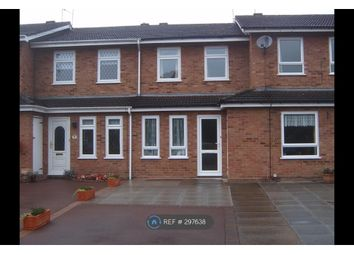Thumbnail 2 bed terraced house to rent in Westbourne Close, Bromsgrove