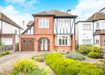Thumbnail 5 bed detached house for sale in St. James Avenue, Burges Estate, Thorpe Bay, Essex