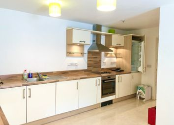 Thumbnail 2 bed flat to rent in Canute Apartments, Canute Road, Southampton