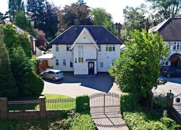 Thumbnail 4 bed detached house for sale in West Ella Road, Kirk Ella, Hull