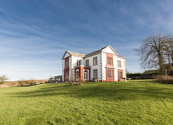 Thumbnail 7 bedroom detached house for sale in Solway Villa & The Coach House, Crosby, Maryport, Cumbria