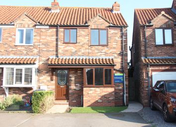 Thumbnail 2 bed semi-detached house for sale in West Villas Bell Lane, Huby, York