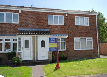 Thumbnail 2 bed terraced house for sale in Ainthorpe Close, Tunstall, Sunderland