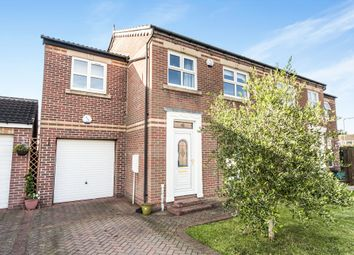 Thumbnail 5 bedroom semi-detached house for sale in Franklin Court, Thornaby, Stockton-On-Tees