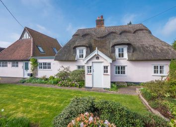 Thumbnail 4 bed cottage for sale in Bradfield St George, Bury St Edmunds, Suffolk