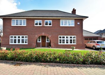 Thumbnail 5 bed detached house for sale in Nimrod Grove, Woodford, Stockport