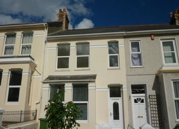 Thumbnail 2 bedroom flat to rent in Carmarthen Road, Plymouth