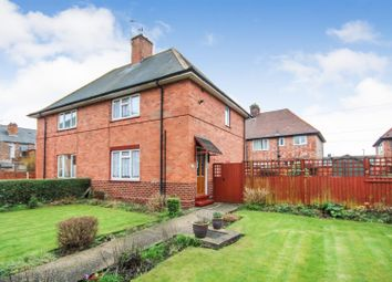 Thumbnail 3 bed semi-detached house for sale in Fairfax Close, Basford, Nottingham