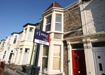 Thumbnail 6 bed shared accommodation to rent in Raleigh Road, Southville, Bristol