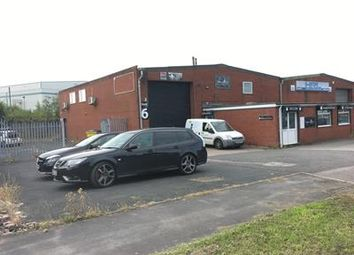 Thumbnail Light industrial for sale in 6 Loomer Road, Chesterton, Newcastle Under Lyme, Staffordshire