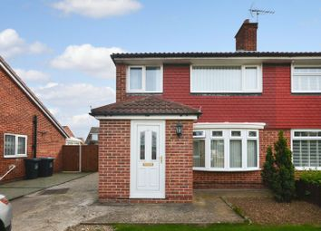 Thumbnail 3 bedroom semi-detached house for sale in 40 Merrington Avenue, Middlesbrough