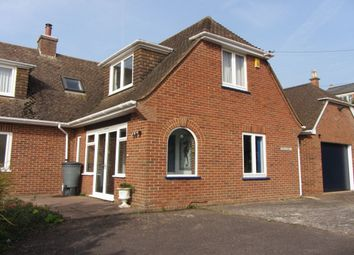 Thumbnail 5 bedroom detached house to rent in Cliff Road, Sidmouth
