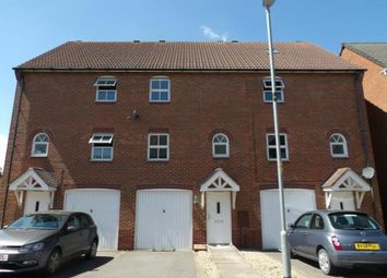 Thumbnail 3 bed terraced house for sale in Staples Drive, Coalville