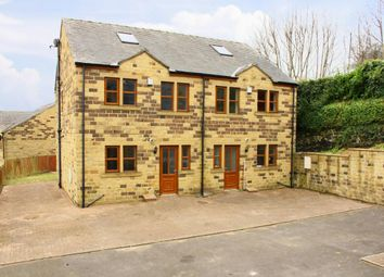 Thumbnail 4 bed semi-detached house to rent in Chapel Lane, Halifax